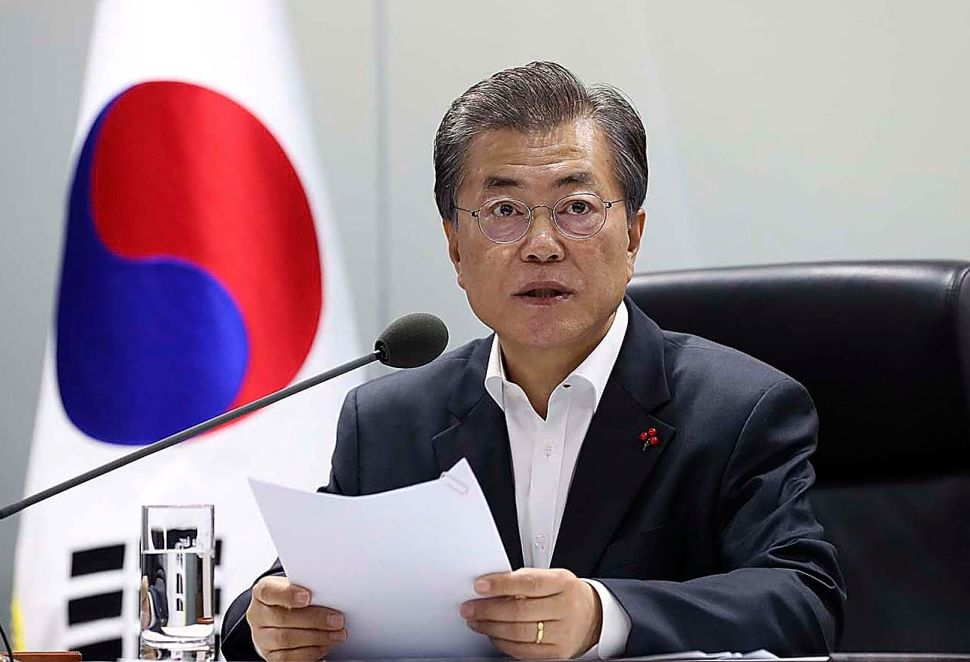 South Korea Supports North Korean Olympic Participation, Should Peace Talks Ensue