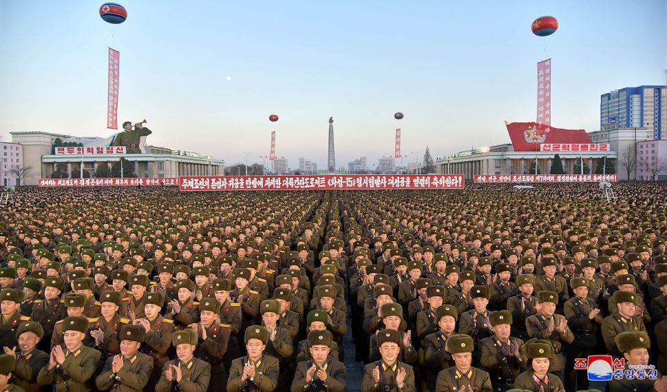 Russia Worries North Korea Will Interpret Sanctions as an 'Act of War'