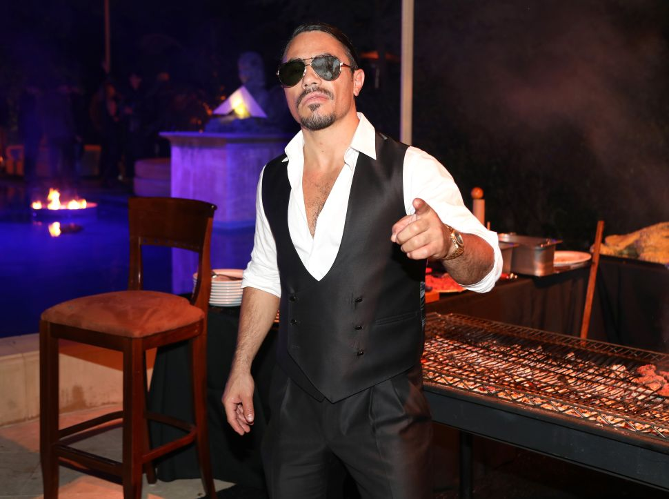 My Disappointing Meal at Salt Bae's NYC Restaurant Cost $1,400