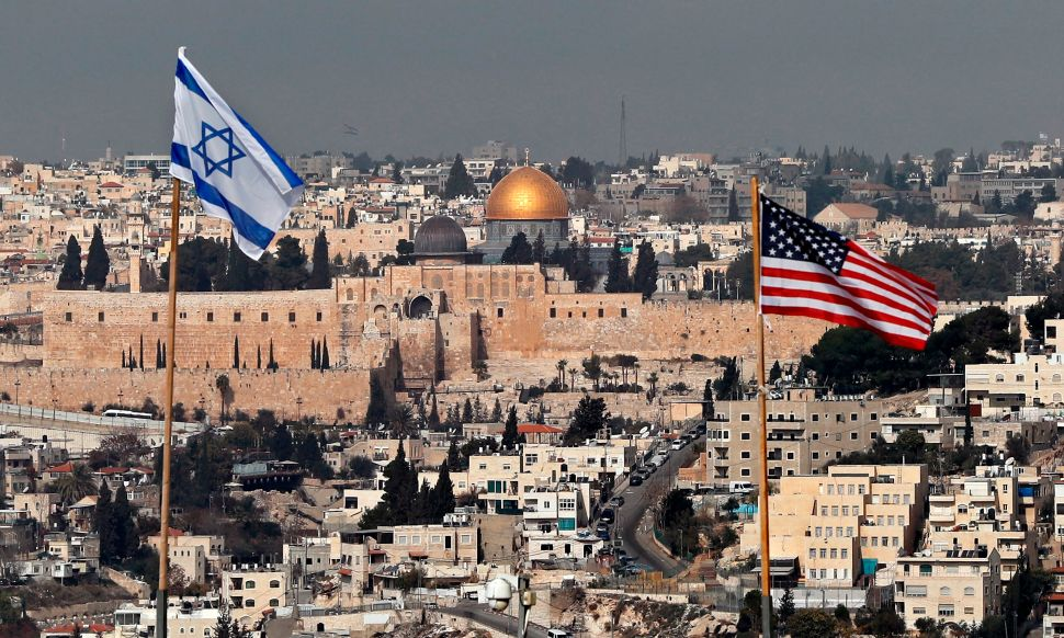 Moving the US Embassy to Jerusalem Could Help the Peace Process