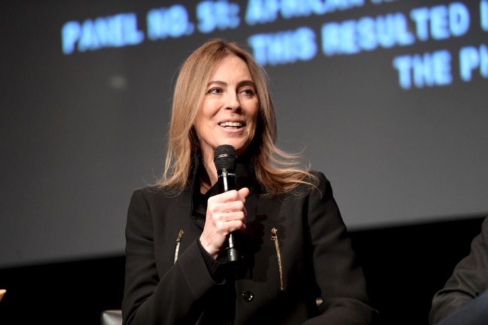 'Detroit' Director Kathryn Bigelow Rips White House After NAACP Awards Gala