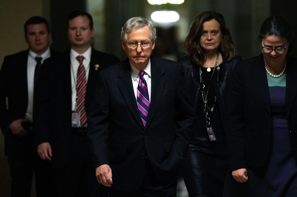 Government Shutdown Won't Cost Republicans or the Market