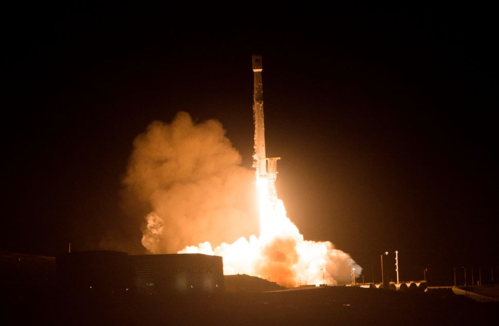 SpaceX Helped US Lead the World in Successful Rocket Launches in 2017
