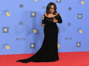 Oprah Winfrey Donald Trump President