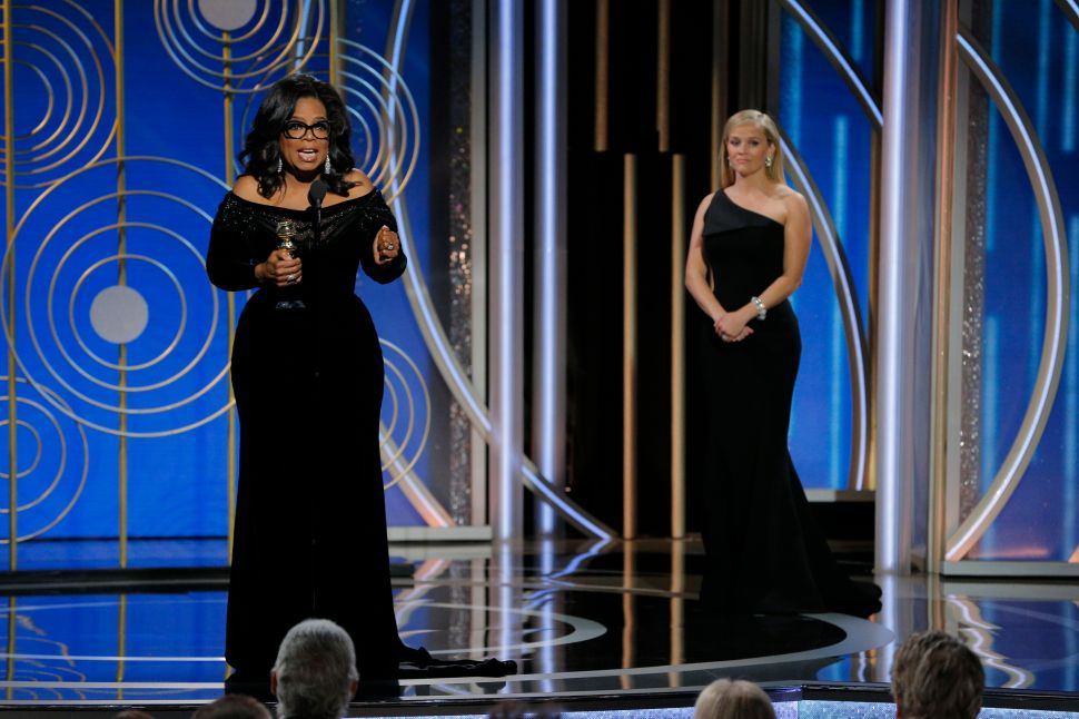 Golden Globes' $1M Journalism Grants Will Help 'Protect Press Freedom'