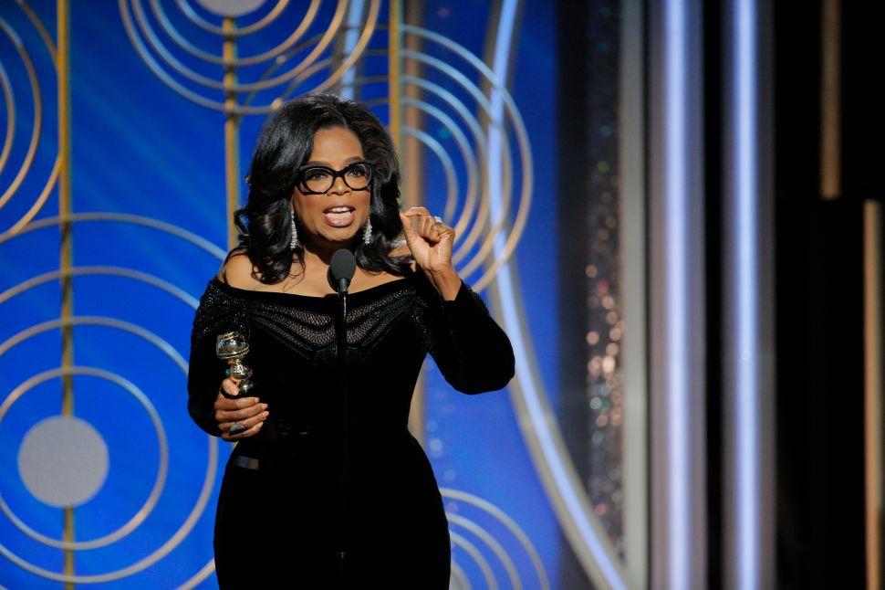 Can Oprah Beat Trump in 2020?