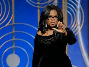 Oprah Winfrey Golden Globes President