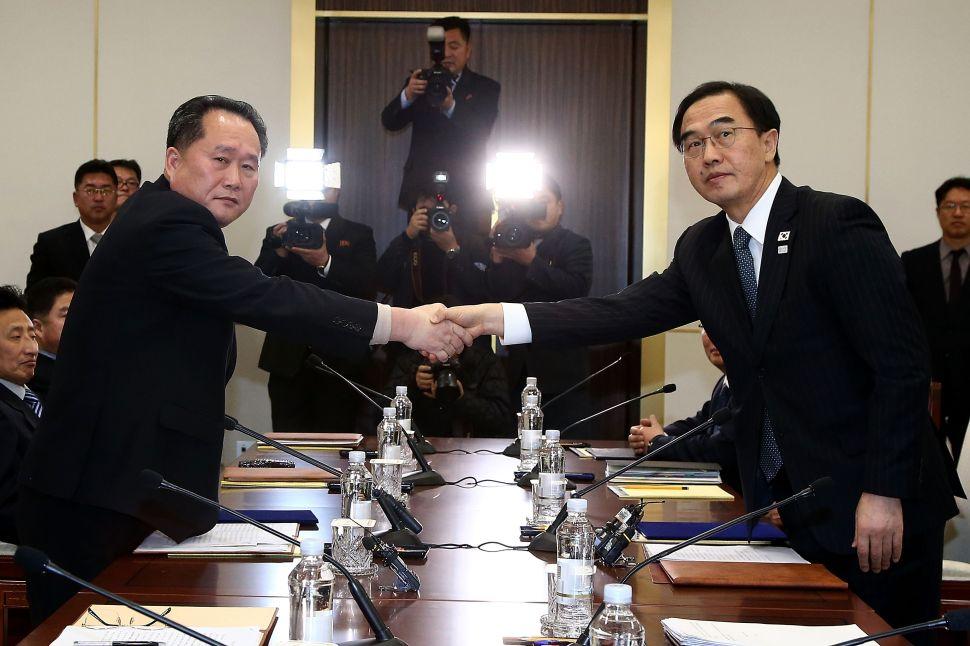 Nuclear Threats Loom Over North Korea Olympics Negotiation