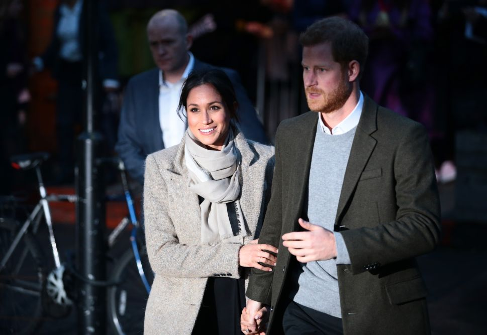 Prepare for a Lifetime Movie About Prince Harry and Meghan Markle