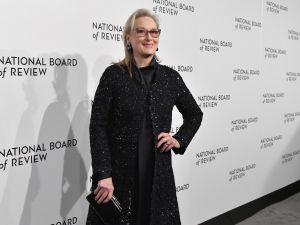 Meryl Streep Big Little Lies HBO