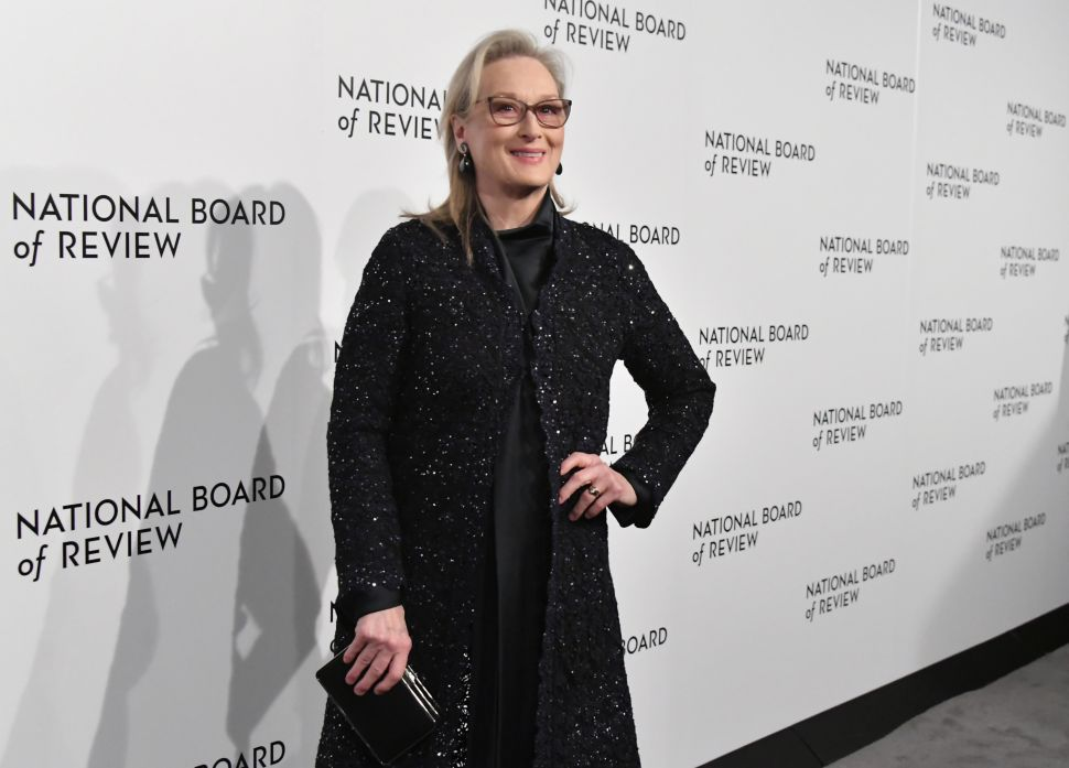 HBO Lands Meryl Streep for 'Big Little Lies' Season 2