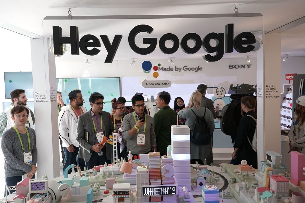 Best of CES: Cool Smart Speakers, Virtual Reality Gyms and Ducks That Fight Cancer