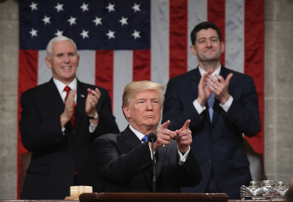 How Donald Trump Beat Joe Kennedy III in the SOTU Battle