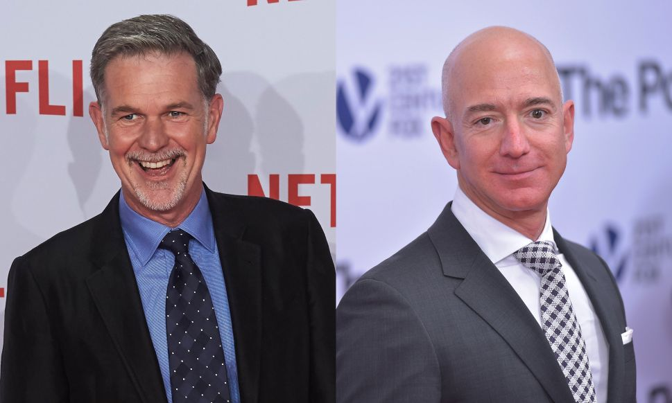 Why Are Rivals Netflix and Amazon Teaming Up?