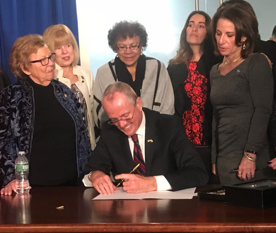 Murphy's First Executive Order Targets Gender Pay Gap