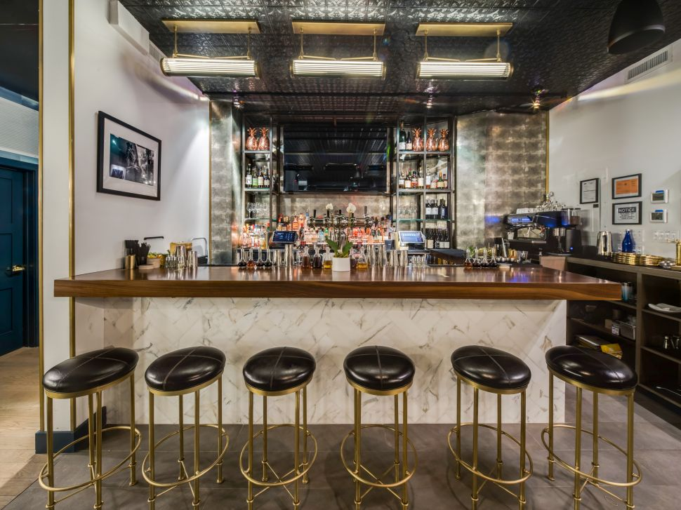 For Cocktails and Comfort Eats from Locanda Verde Alums, Visit Due West