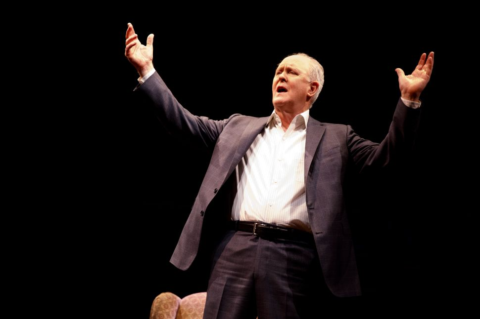 John Lithgow's 'Stories by Heart' Breathes New Life Into the One-Man Show