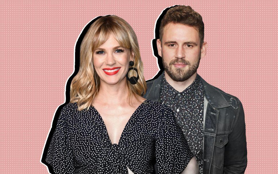January Jones Has a Brand New 'Bachelor' Boyfriend
