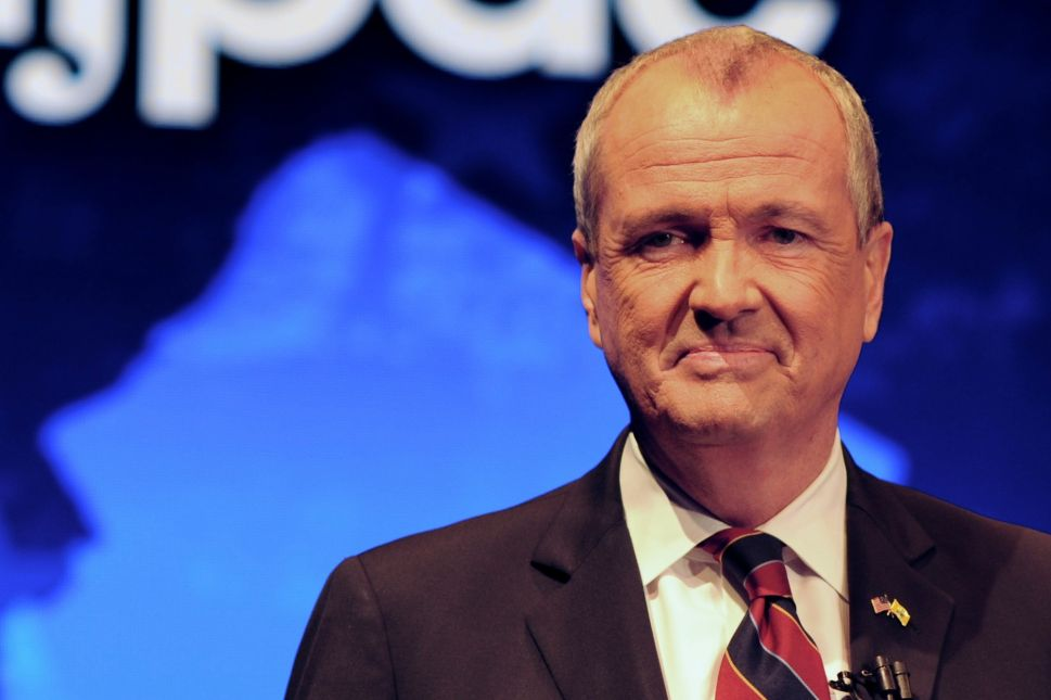 Phil Murphy Will Take $175,000 Governor's Salary