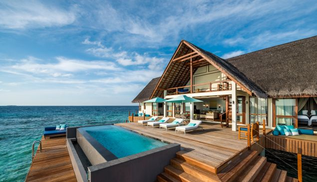 Four Seasons Maldives.