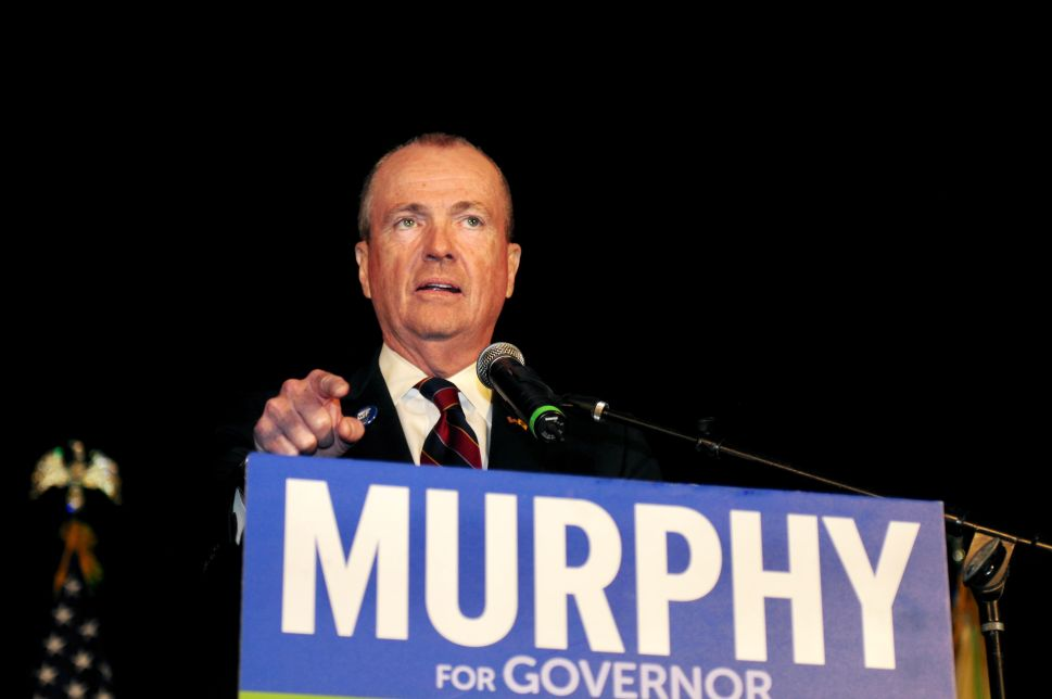 Gov. Phil Murphy Doubles Down on Millionaires Tax in Speech to Business Leaders