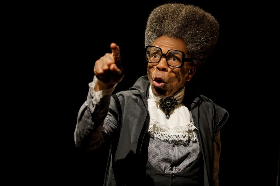 André De Shields Talks Turning 72, Taking on Two Full-Time Jobs