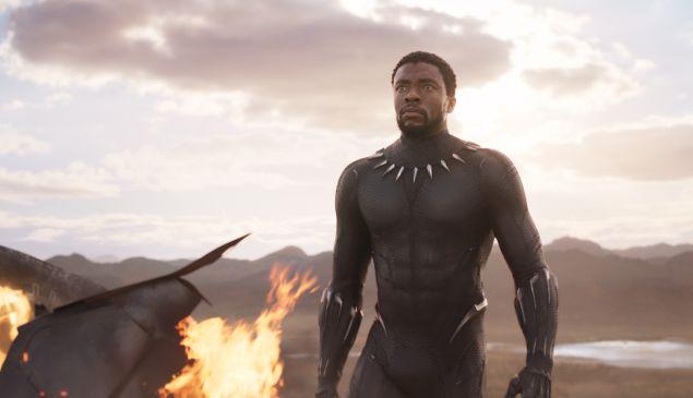 Marvel Black Panther Oscars