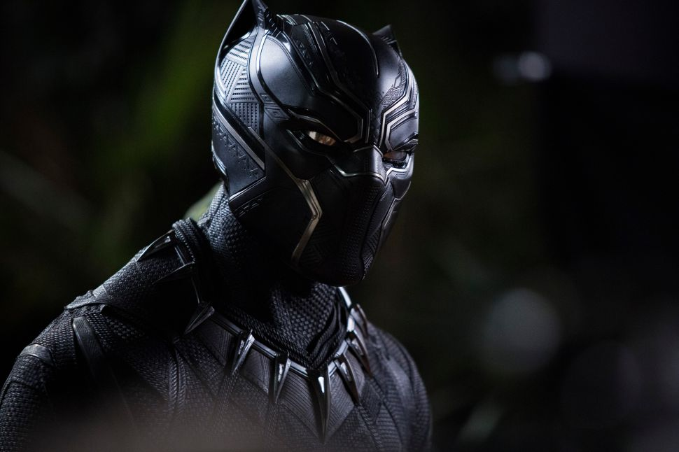 'Black Panther' Set to Be 2018's First Big Blockbuster