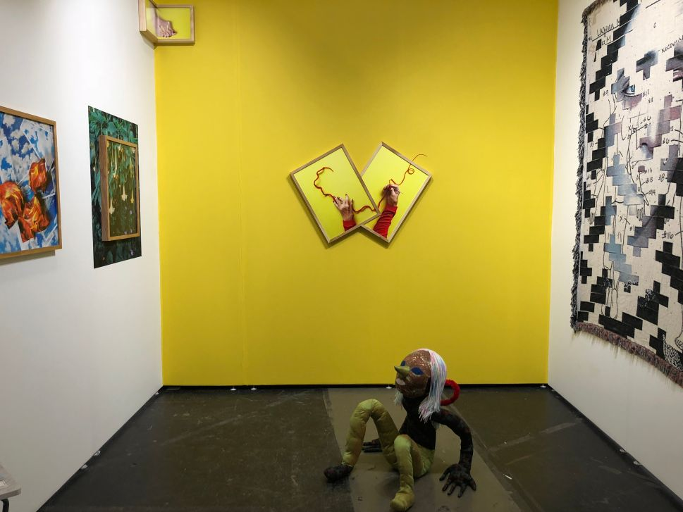 Nonprofits and Small Galleries Featured at Untitled, San Francisco