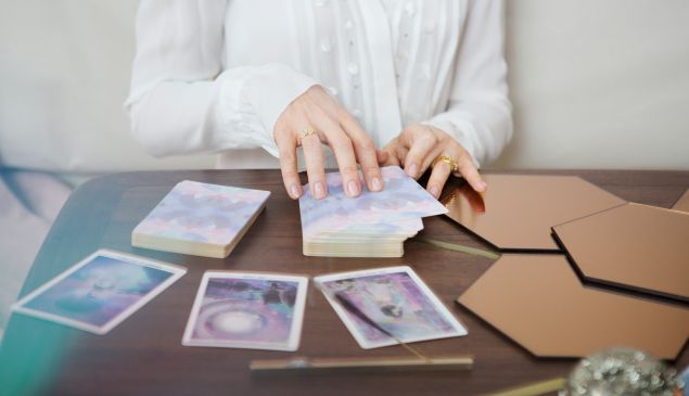 Schedule at Tarot reading in the comfort of your hotel room.