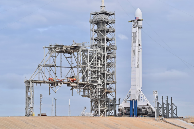 SpaceX's First Successful Mission in 2018 Remains Shrouded in Governmental Secrecy
