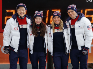 Team USA will wear this Polo Ralph Lauren outfit to the Opening Ceremony.