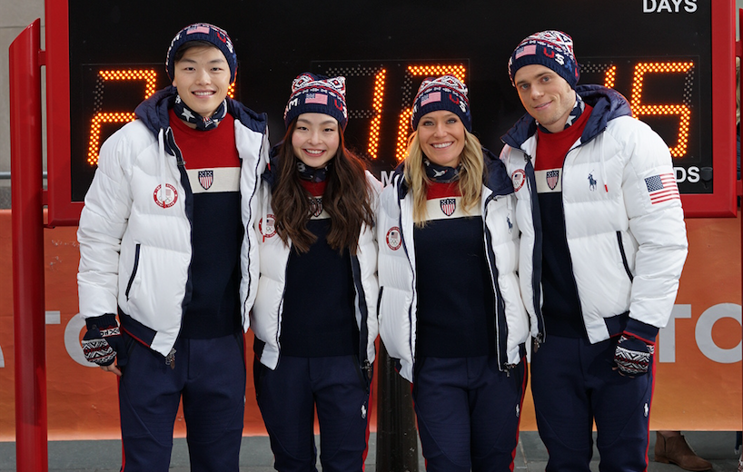 Here's What Team USA Will Be Wearing at the 2018 Olympic Games