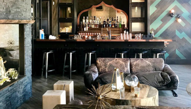 Low-key and upscale is the feeling at Wynwood's newest spot, Rácket.