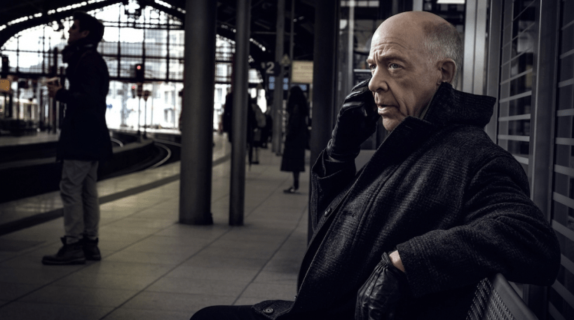 J.K. Simmons: 'Counterpart' Role Had a 'Learning Curve'