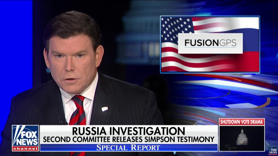 Fox News Senses Danger in Testimony of Fusion GPS CEO