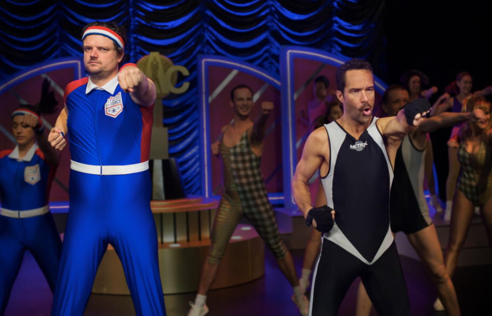 Except for Jane Seymour, the Cast of 'Let's Get Physical' All Hate Working Out