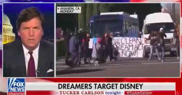 Tucker Carlson's Xenophobia Is Horribly Effective