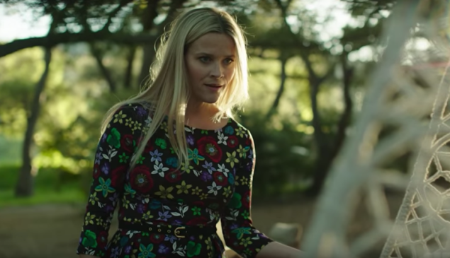 Reese Witherspoon wearing Suno in Big Little Lies.