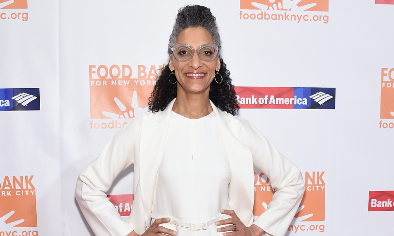 Chef Carla Hall's Approach to Mindful Eating Includes 'Hamburger Time'