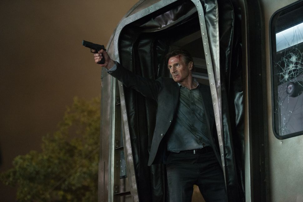 'The Commuter' Makes Liam Neeson Look Over-the-Hill