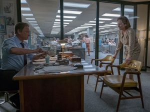 THE POST review Oscars Predictions