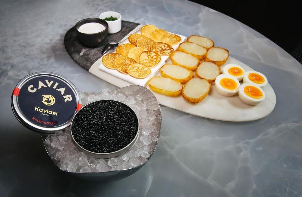 New York City's 6 Best Restaurants for Caviar Service