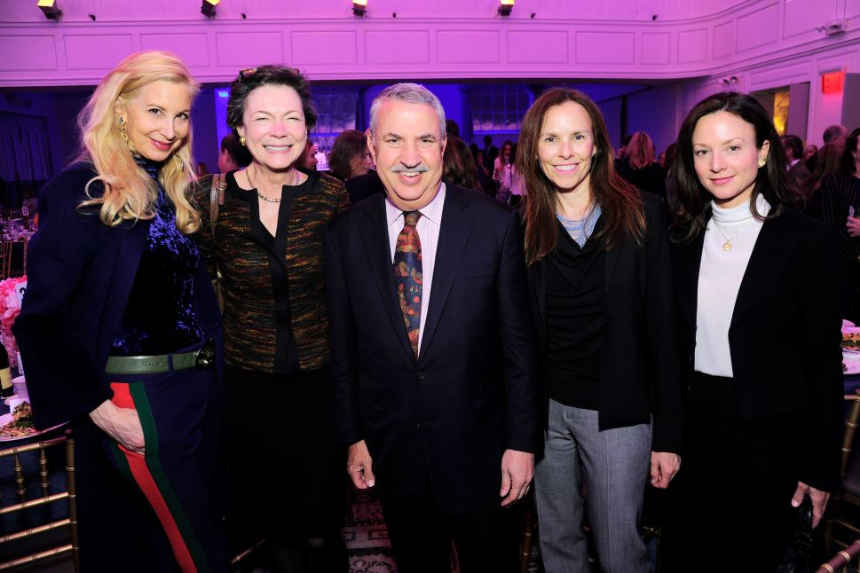 High Society and The Golden Rule Shine Bright at the Boys' Club Winter Luncheon