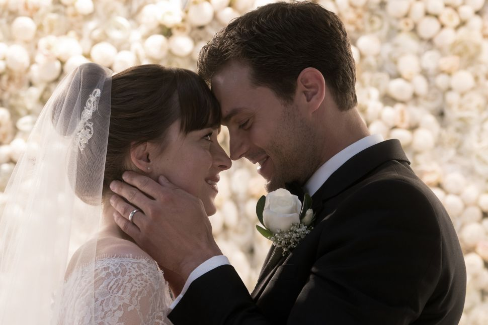 'Fifty Shades' Franchise Has Somehow Grossed More Than $1 Billion