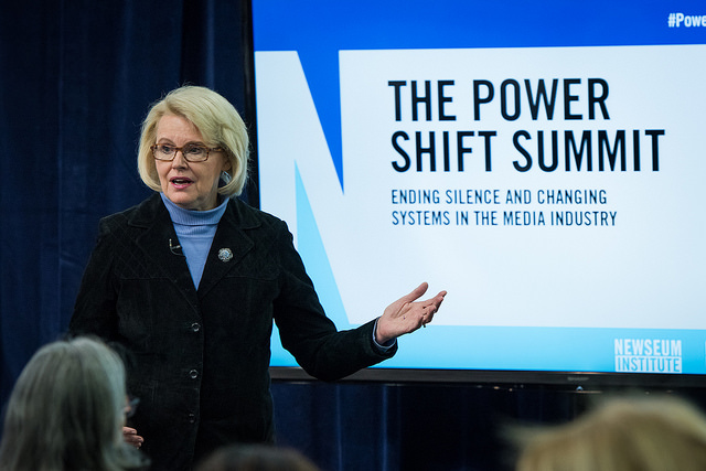 Newseum 'Power Shift' Programs Will Tackle Sexual Misconduct in Media