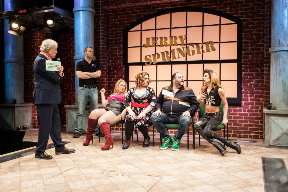 'Springer': How TV's Trashiest Talk Show Became…an Off-Broadway Opera!