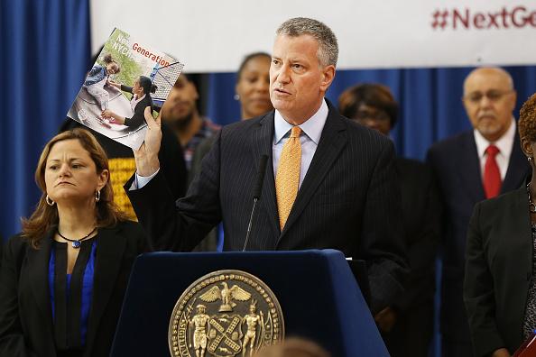 De Blasio: Public Housing Residents Deserve Living Standard NYC Can Afford