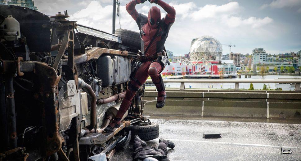 Why Hollywood Needs Movies Like 'Deadpool 2'