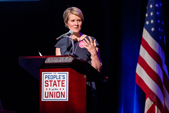 Cynthia Nixon: 'We Need Bluer Democrats' in New York
